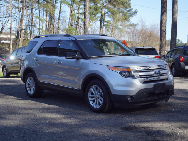 2013 Ford Explorer Sport For Sale >> Used 2013 Ford Explorer Xlt Fwd 4d Sport Utilit