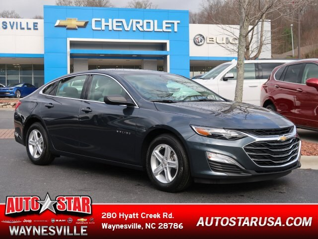 New 2019 Chevrolet Malibu Ls W 1ls Fwd Sedan