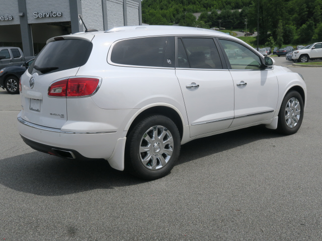 Used 2016 BUICK ENCLAVE Premium Group AWD